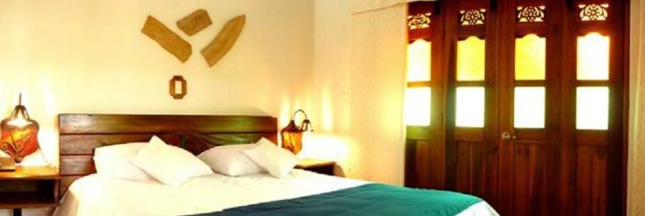Habitación. Fuente: hotelvillaroma.com